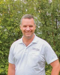 Tobias Krug Osteopath, Heilpraktiker und Inhaber der Praxis