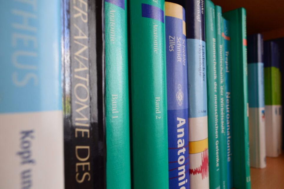 Anatomie Bücher